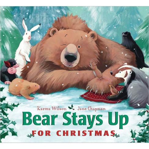 Bear Stays Up for Christmas, Children's Christmas books