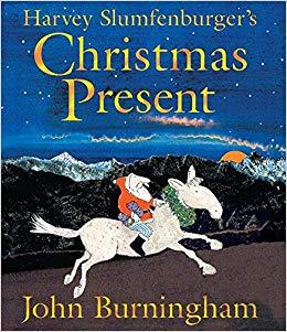 Harvey Slumfenburger's Christmas Present, Children's Christmas book