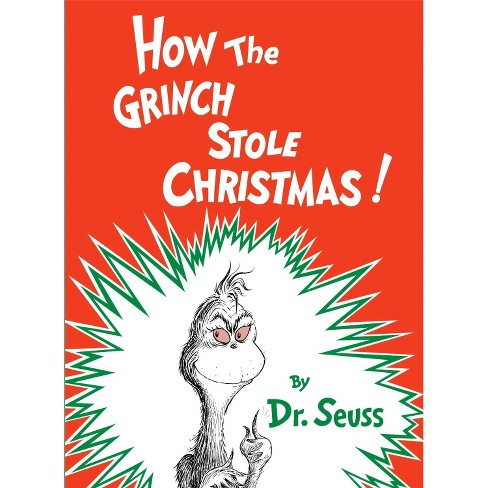 How the Grinch Stole Christmas, Children's Christmas Book