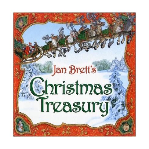 Jan Brett's Christmas Treasury, Children's Christmas book
