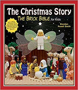 The Brick Bible – Christmas Story, Children's Christmas Book