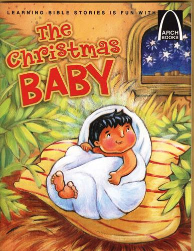 The Christmas Baby, Children's Christmas book