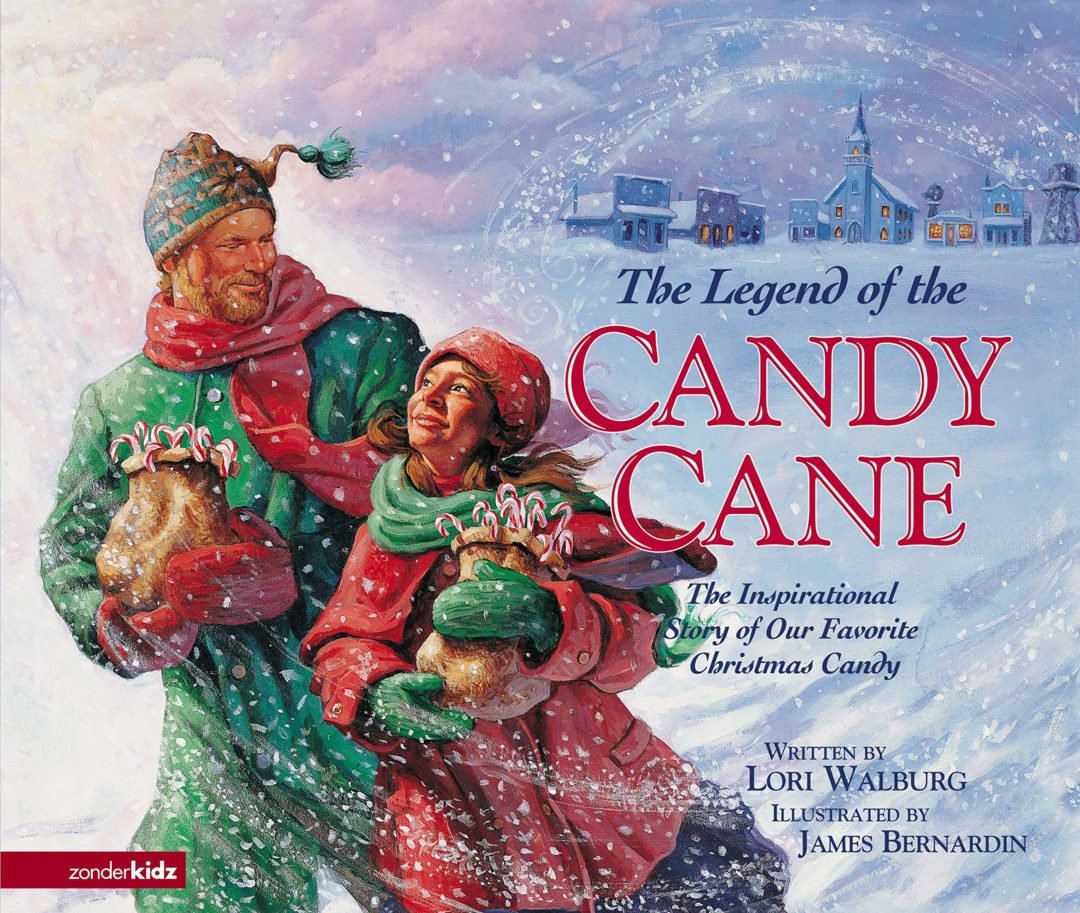 The Legend of the Candy Cane, Children's Christmas Book