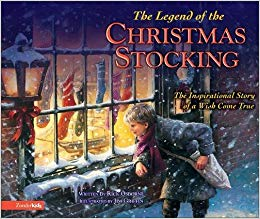 The Legend of the Christmas Stocking, Children's Christmas Book