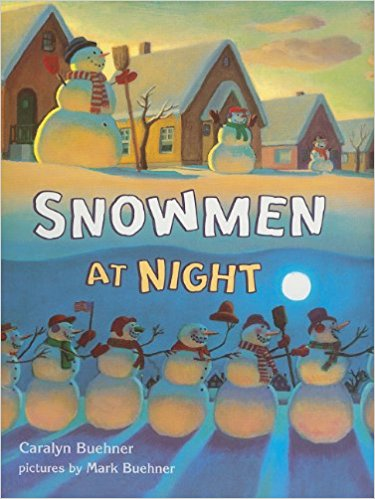 Snowmen at Night, Snow Books
