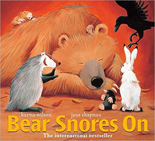 Bear Snores On, Snow BOoks