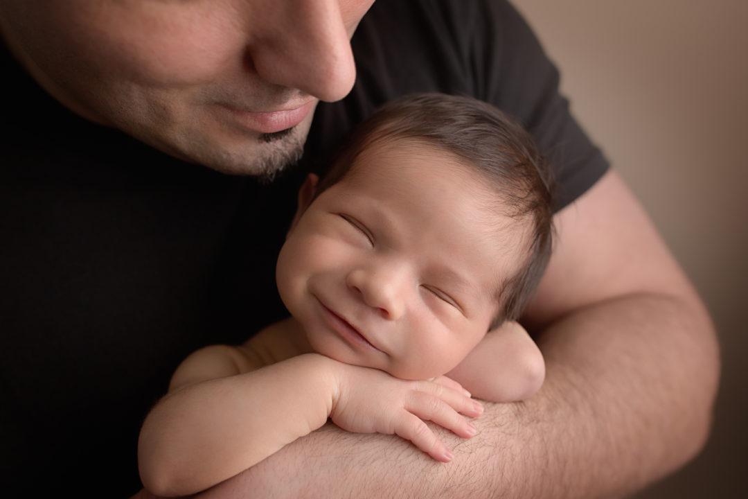 Logan's newborn session, newborn photographer, lancaster pa