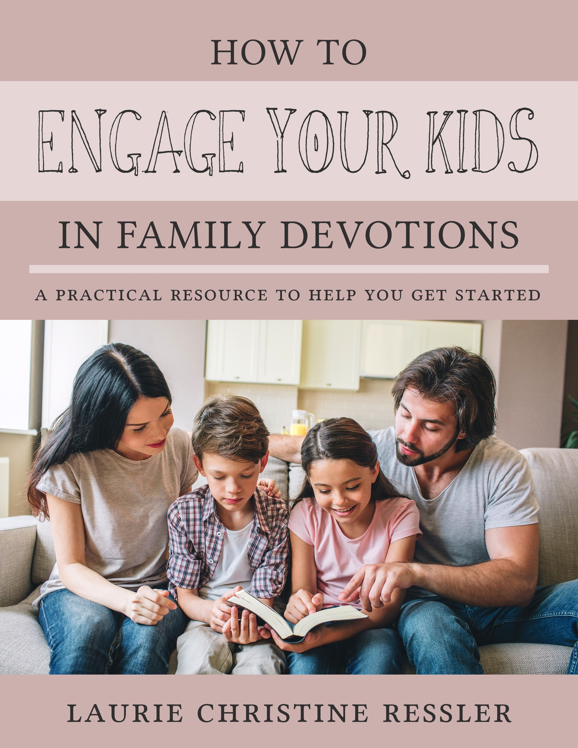 how to engage your kids in family devotions; bible stories; children's bible; storybook bible;