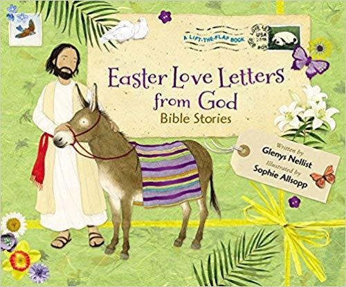 Easter devotional, family devotional, easter story, story for easter, kids easter book
