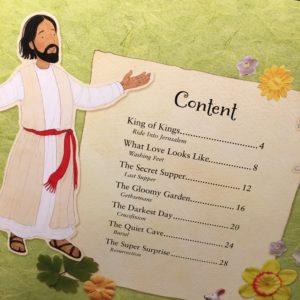 easter love letters from God, easter books, children's easter books