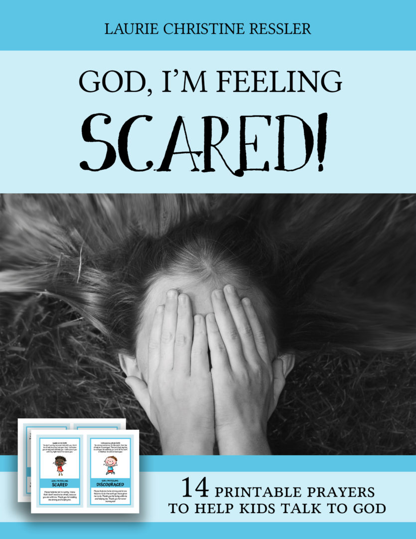 Laurie Christin, feeling scared, emotions