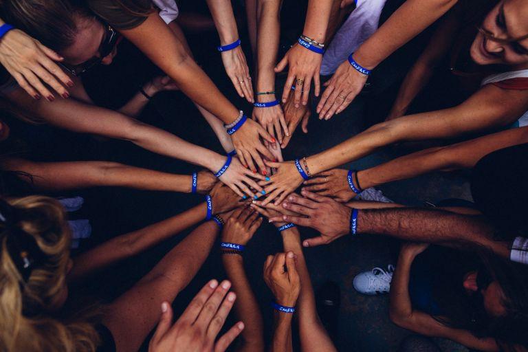 diversity, skin tones, hands