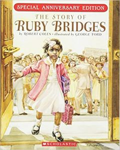 the story of ruby bridges, children's books about diversity, racism and discrimination