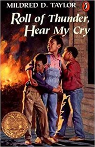 Roll of thunder, hear my cry, children's books about diversity, racism and discrimination
