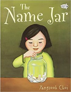 the name jar, children's books about diversity, racism and discrimination