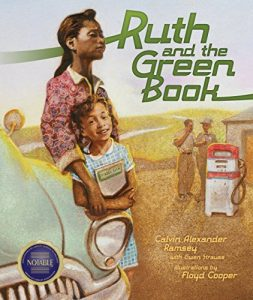 ruth and the green book, children's books about diversity, racism and discrimination