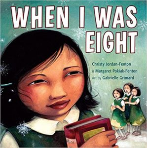 children's books about diversity, When I was Eight, children's books about diversity, racism and discrimination