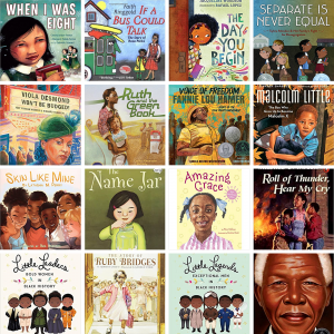 children's books about diversity and discrimination