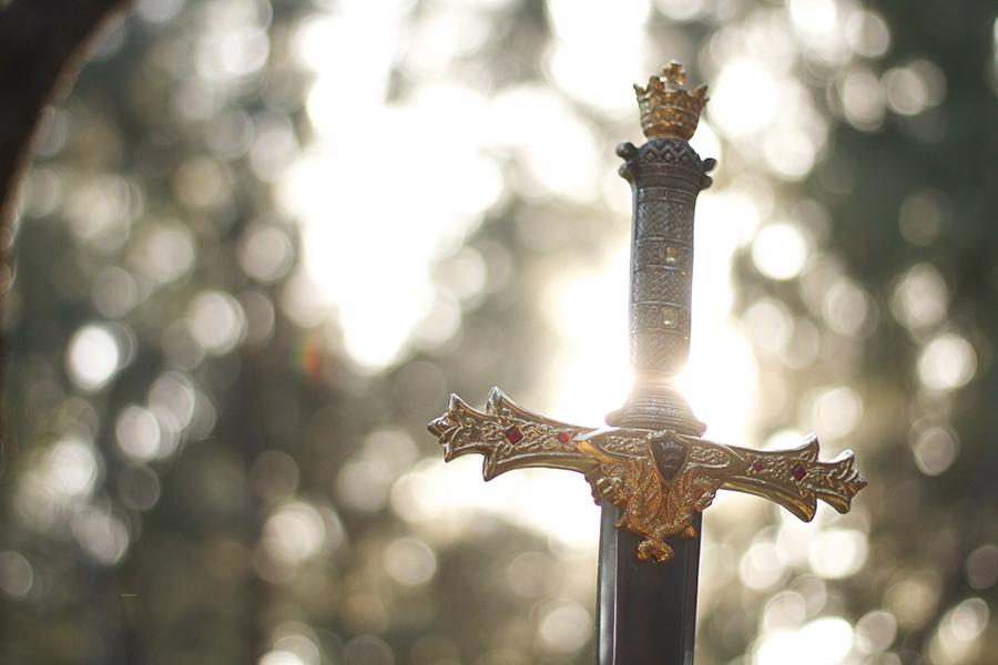 sword of the spirit; sword;