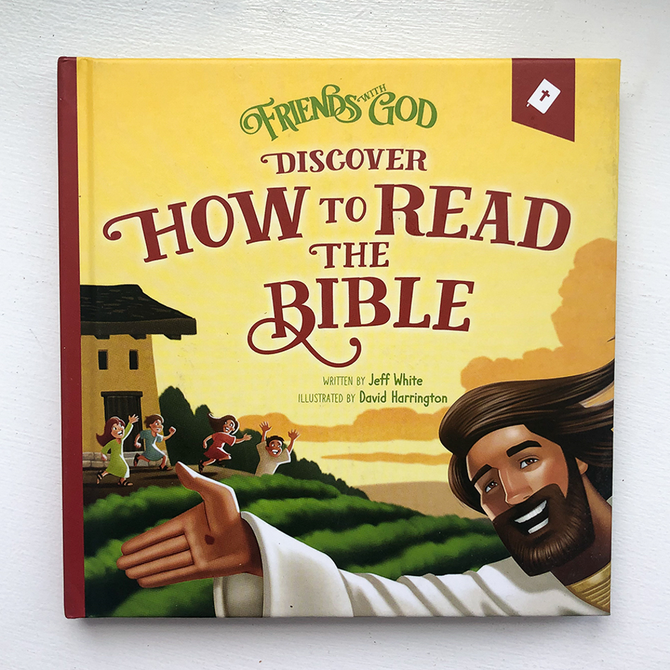 How to Read the Bible; Children's Bible story