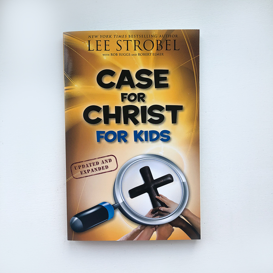 Case for Christ for Kids; family devotional