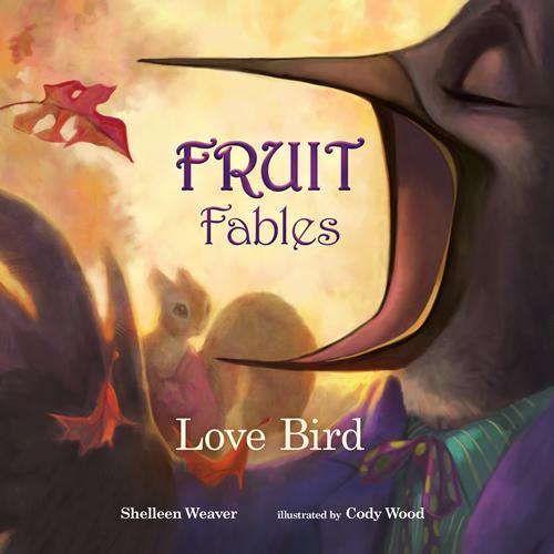 teach kids about love and kindness; Shelleen Weaver; Love Bird