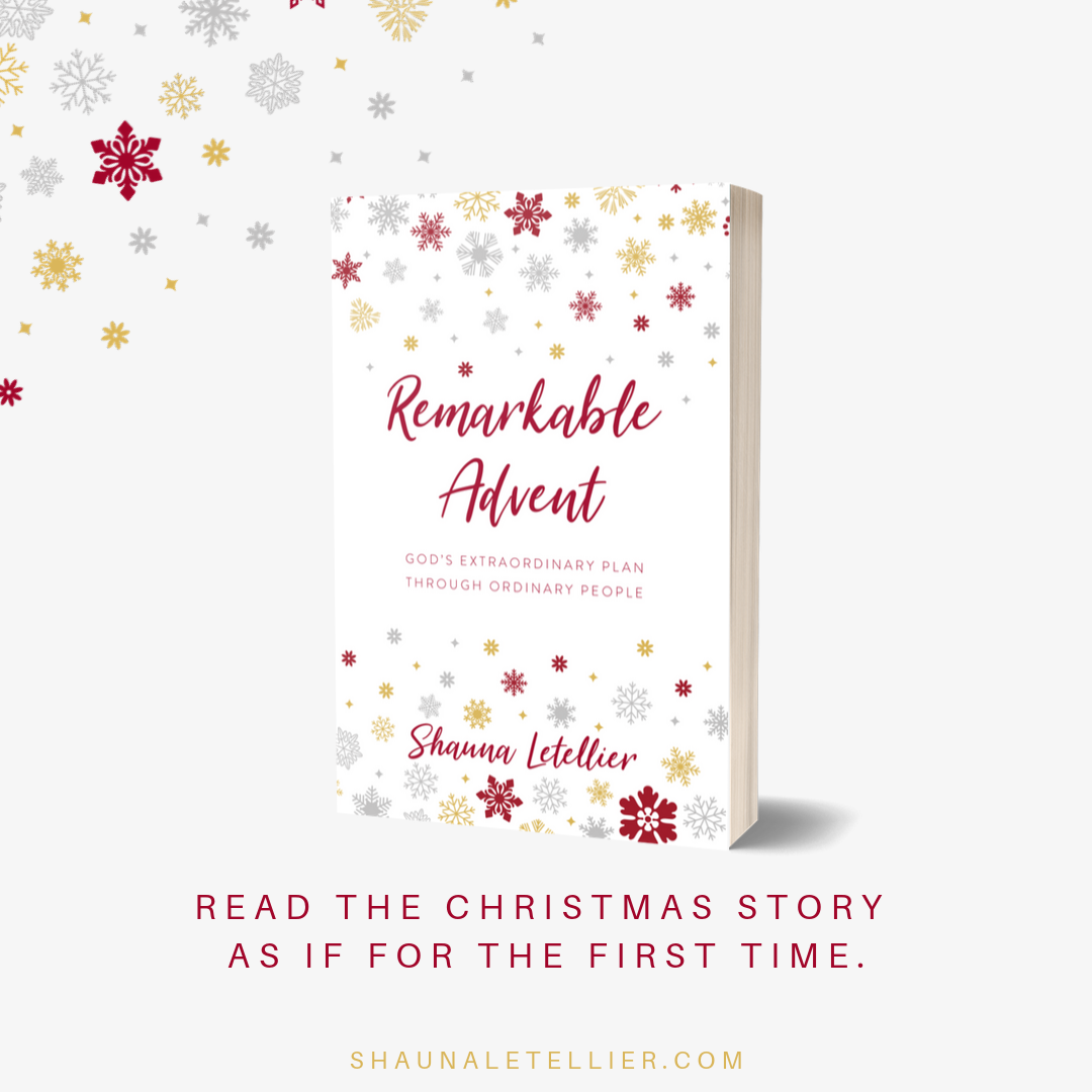 Remarkable Advent by Shauna Lettelier