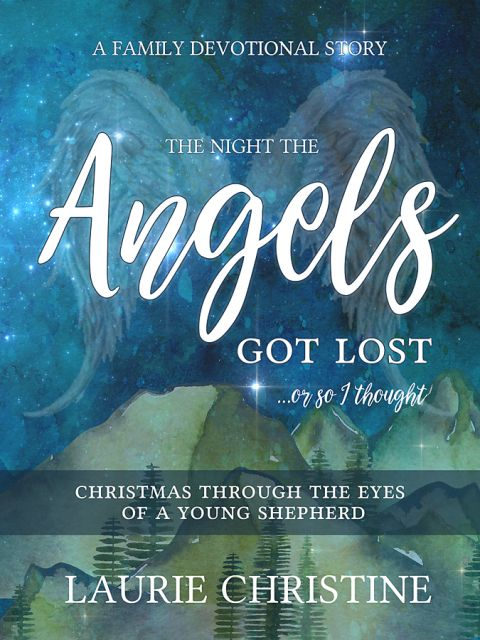 make christmas more meaningful; the night the angels got lost; Laurie Christine