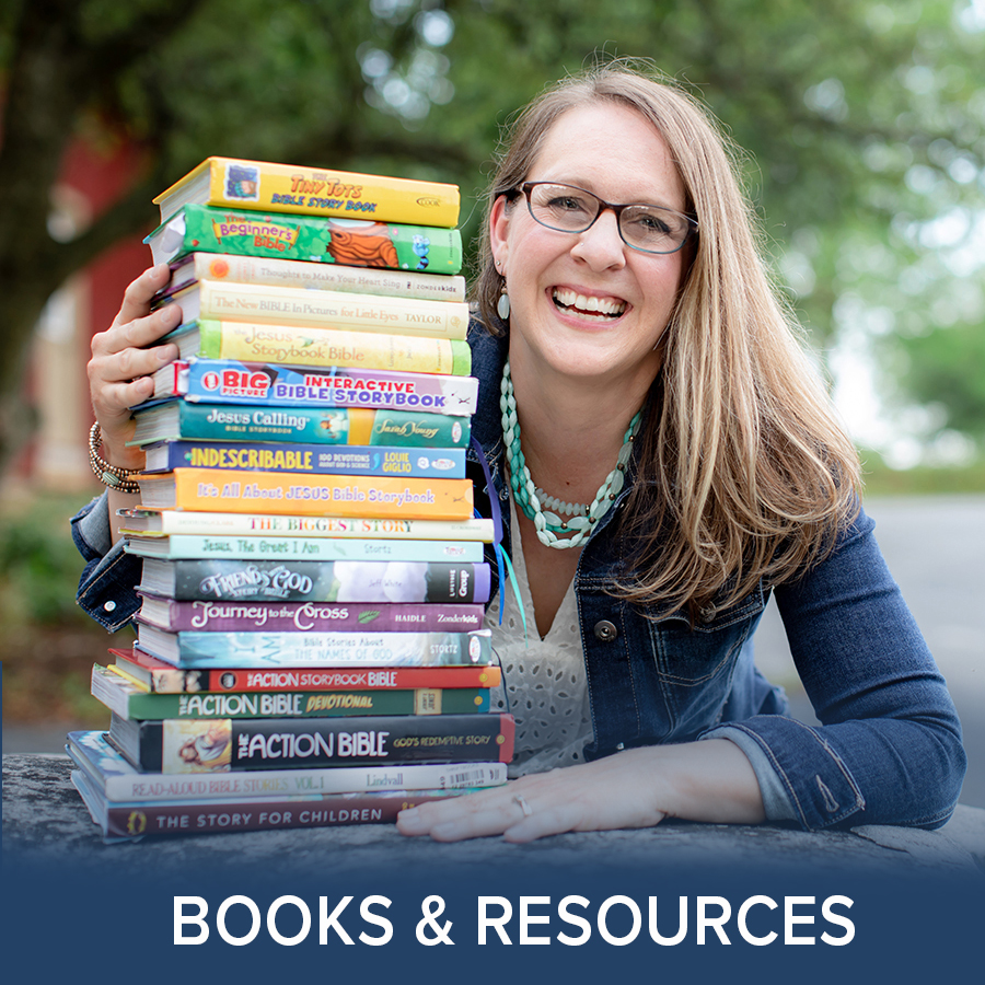 Laurie Christine, books, devotional resources